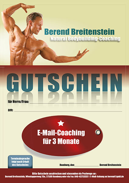 E-Mail-Coaching für 3 Monate