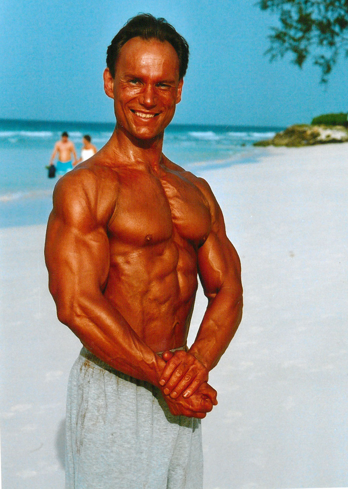 WNBF Pro Mr. Universe 2004 (Bridgetown / Barbados)